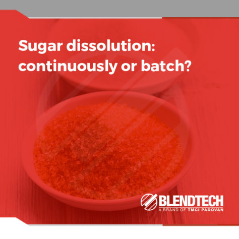 sugar dissolution