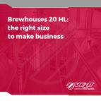 Brewhouses 20 HL