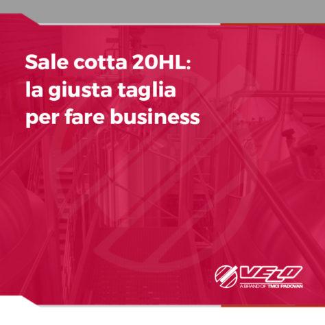 Sale cotta 20HL