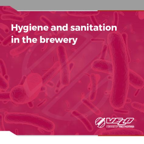 hygiene sanitation brewery